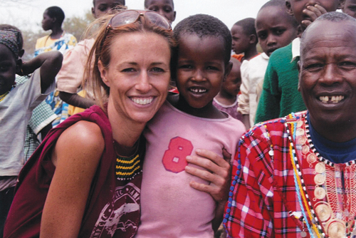 Janet McCardy established a new primary and elementary school in Kenya in 2007 with funding from The Smith Foundation.